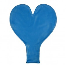 "55"" Assorted Giant Heart Shaped Latex Balloons (1 ct)"
