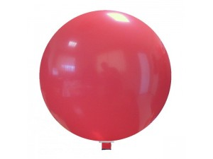 """47"""" Assorted Giant Round Latex Balloons (EA)"""