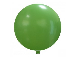 """55"""" Assorted Giant Round Latex Balloons (1 ct)"""