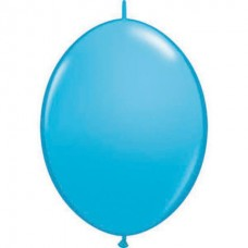12 Inch Robin's Egg Blue QuickLink Latex Balloons (50 ct)