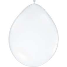 18 Inch Diamond Clear Stuffing Latex Balloons (25 Ct)