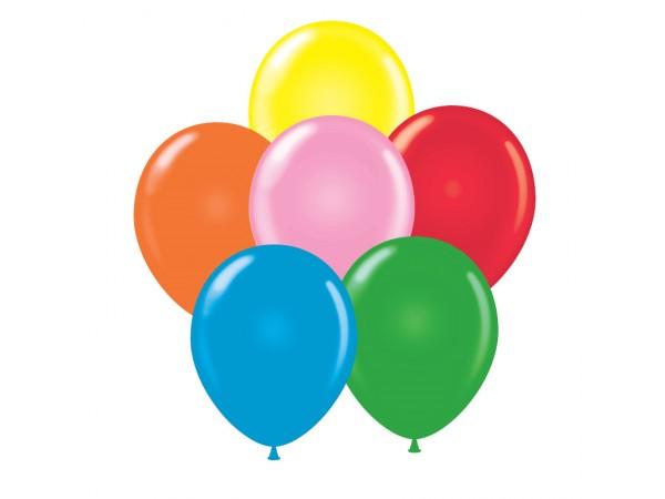 Standard Assortment Latex Balloons - 01
