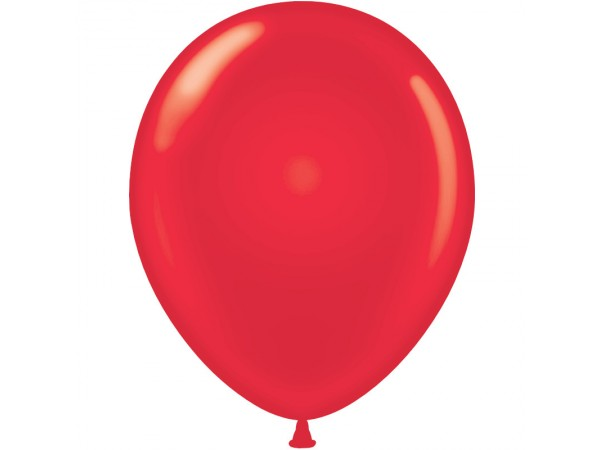 Red Latex Balloons - 07